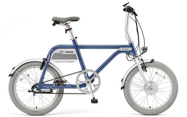 電動アシスト自転車 COOZY (NAVY)