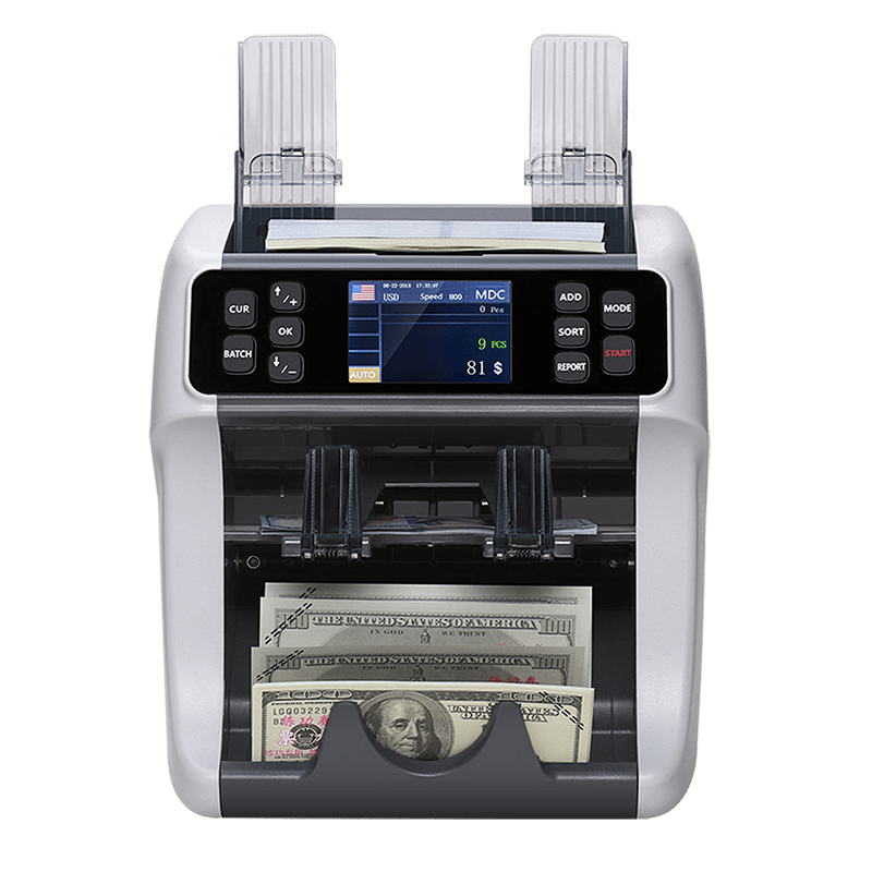counter sorter bill machine