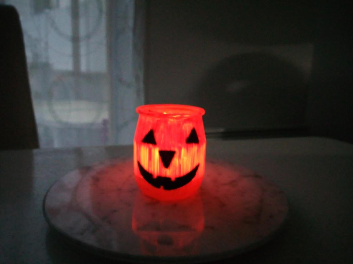 DIY Halloween - blog Mint Energie