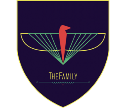 Logo The Family