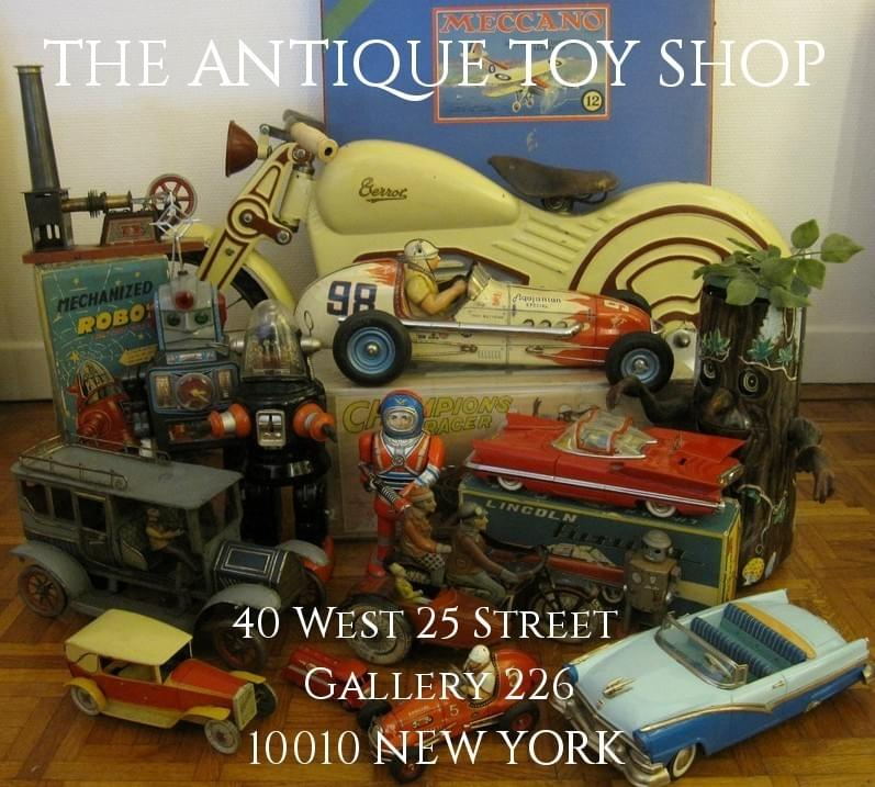 The Antique Toy New York