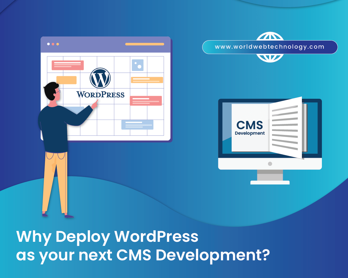 Why Deploy WordPress as your next CMS Development Project?