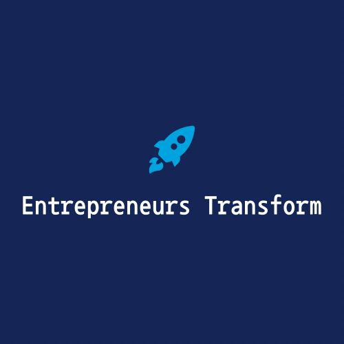 Entrepreneurs Transform podcast logo