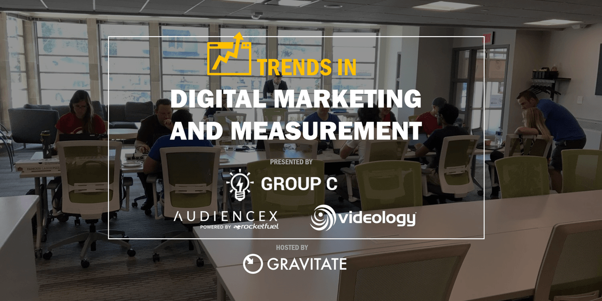 Trends in Digital Marketing and Measurement | October 24, 2017