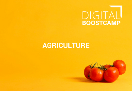 Digital Boostcamp agriculture