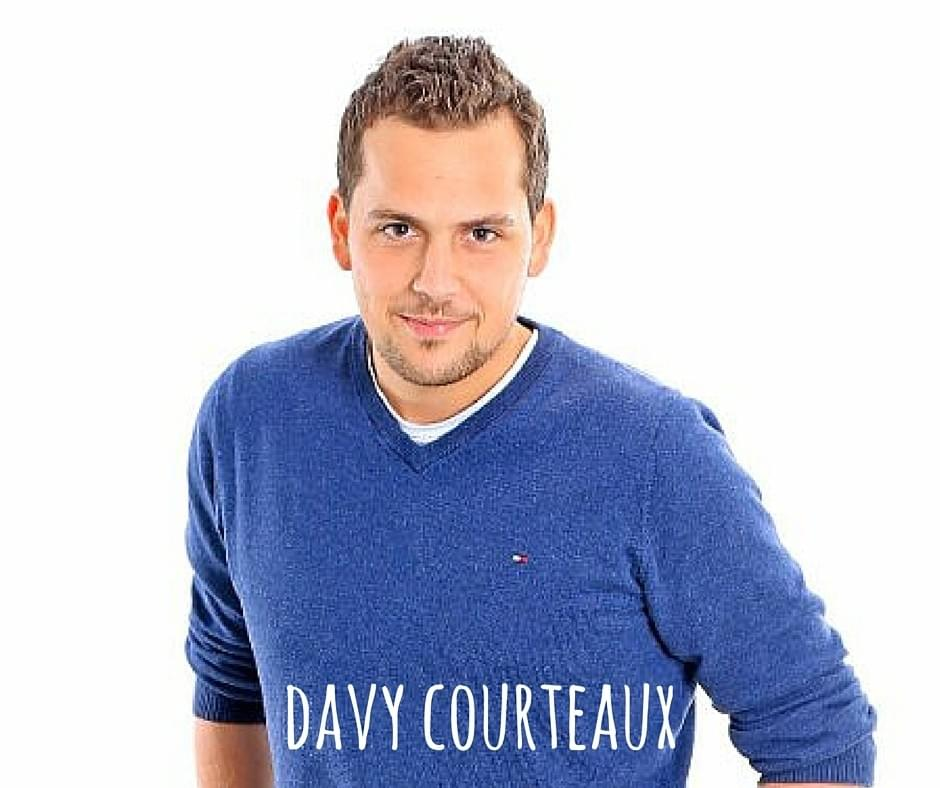 Davy Courteaux, coach Entrepreneurs Weekend