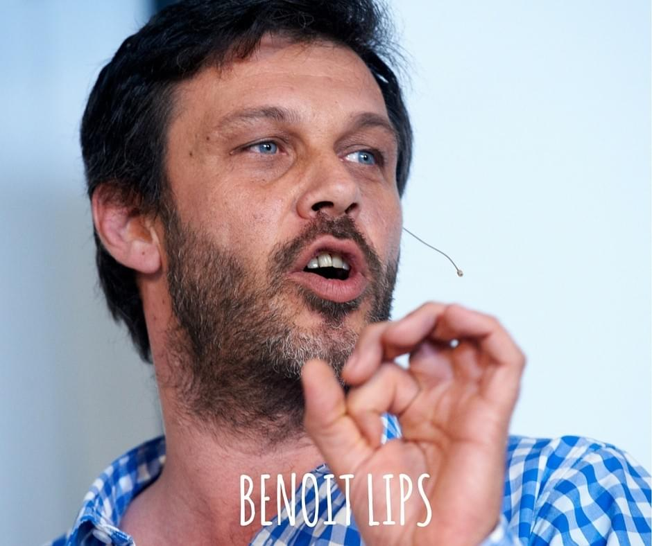Benoit Lips, Expert et coach Entrepreneurs Weekend