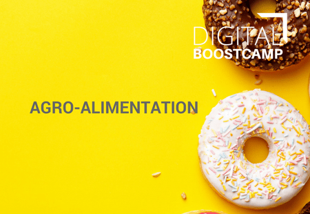 Digital Boostcamp agro-alimentation