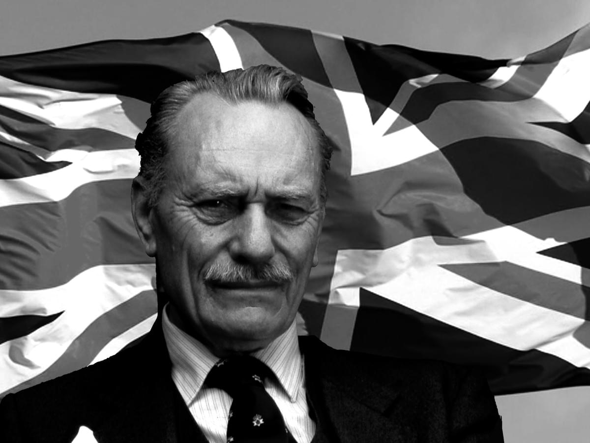 Enoch Powell, who divided England and aggravated racism in the infamous 'Rivers of Blood' speech in 1968 He declared open season on people of colour because he represented the government and had said we were the cause of race problems in the UK. Copyright Wiki Commons CC3.0/Allan Warren