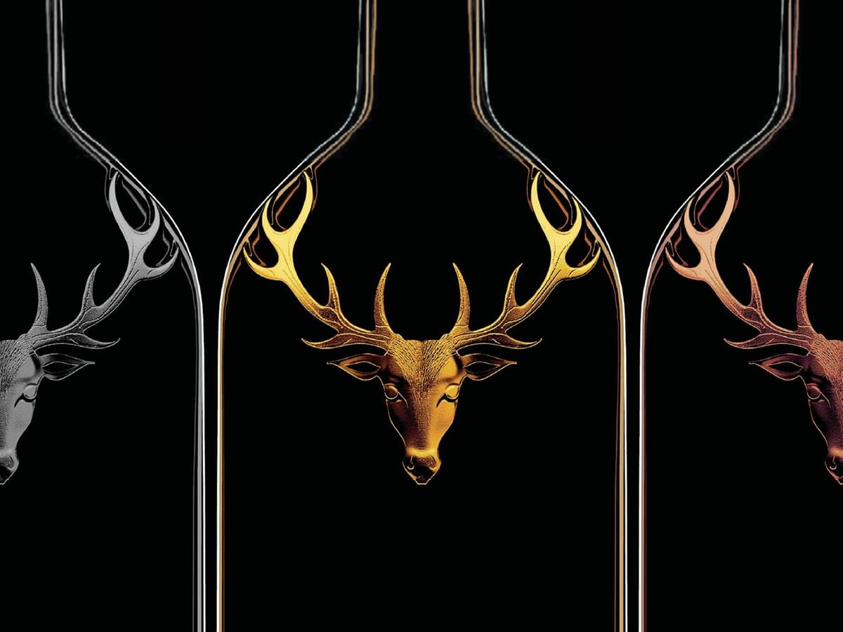 The Dalmore Single Malt Whisky - brand identity design, marketing and brand implementation