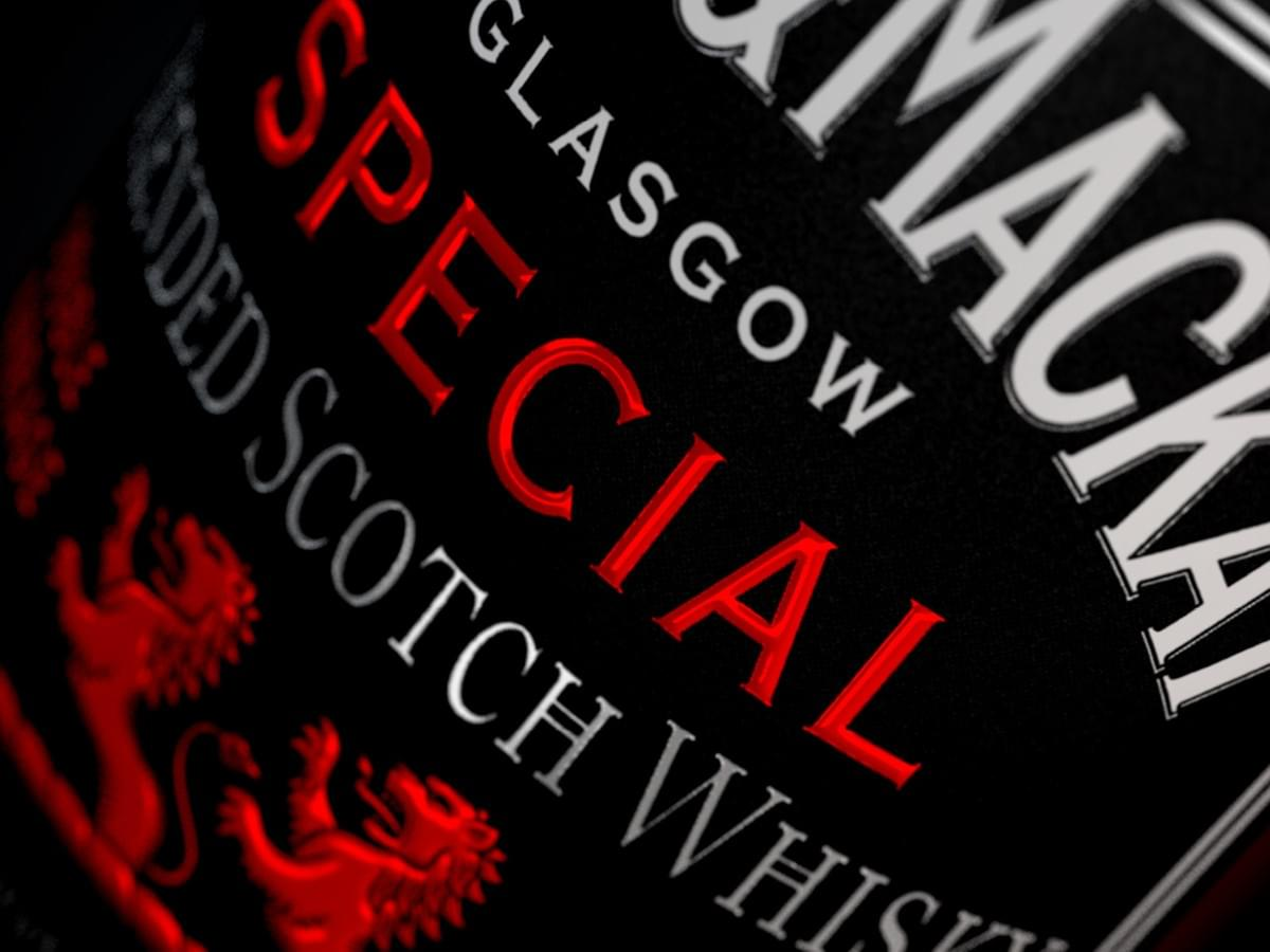 Whyte & Mackay - Spirits - brand identity design, marketing and brand implementation
