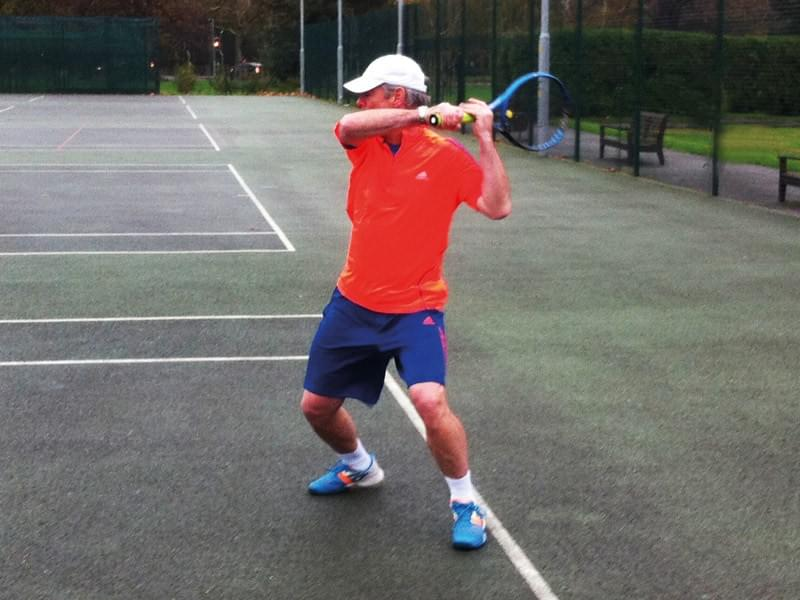 Julian Cousins Sports - Adult Tennis Lessons