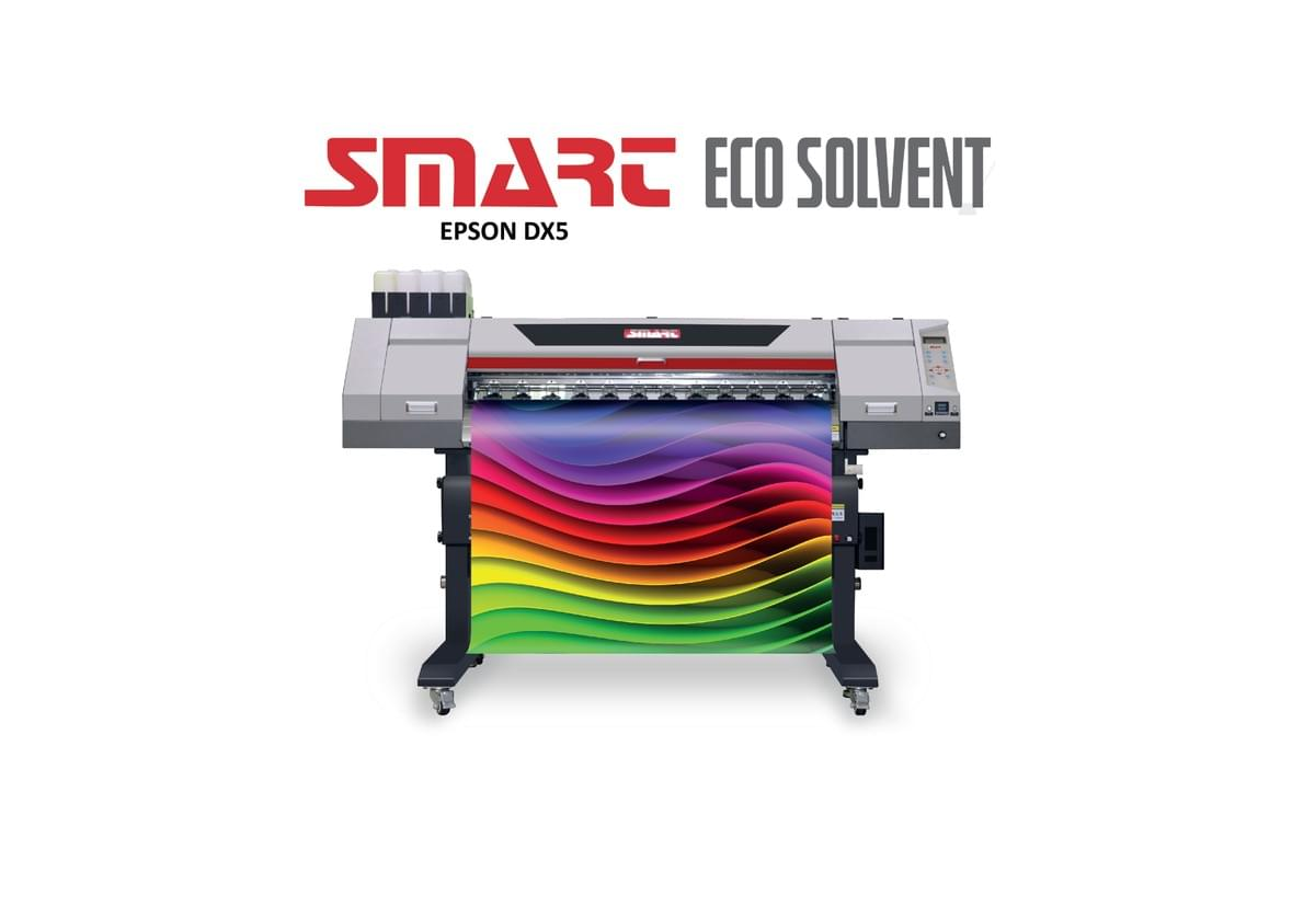 smart epson dx5 eco solvent printer