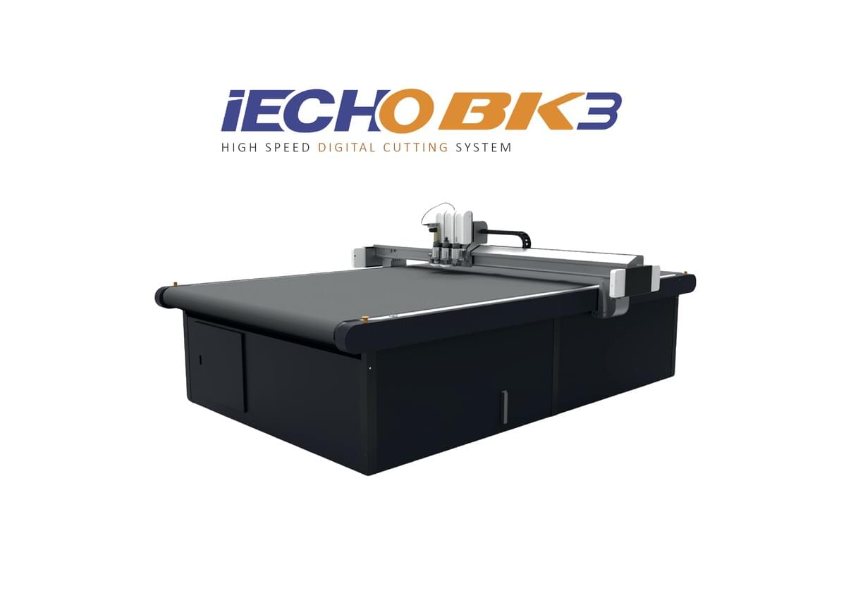 iECHO BK3 DIGITAL CUTTER