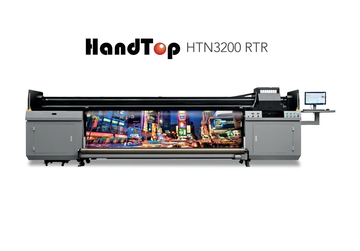 HANDTOP HTN3200 RTR UV PRINTER