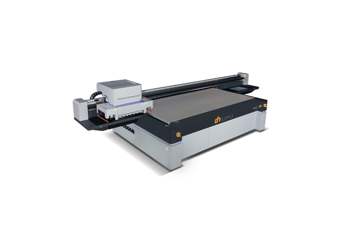 LIYU THORJET FLATBED UV PRINTER