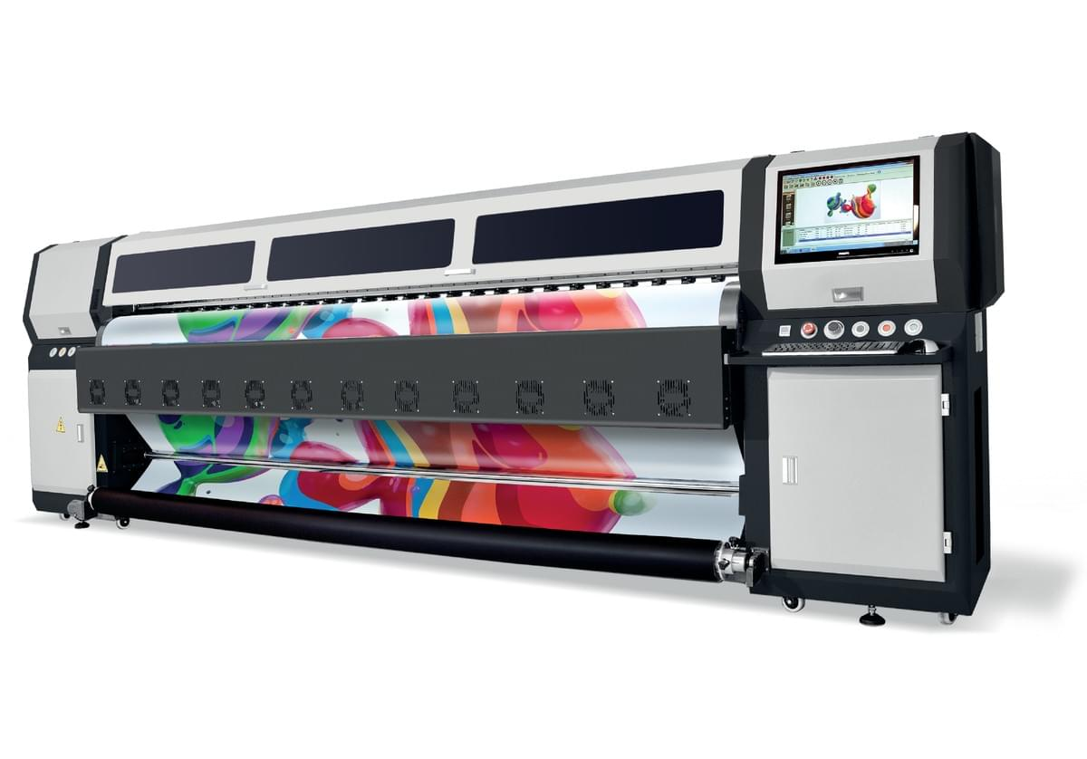 inno solvent inkjet printer