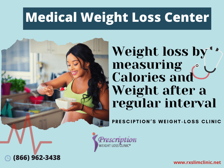 Benefits you get under the Medically supervised weight-loss Program