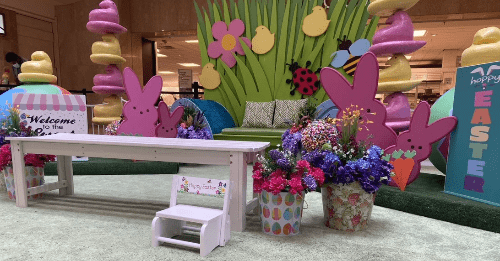 Deptford Mall Easter Bunny Photo Set