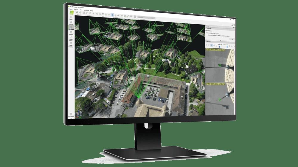Pix4D mapper - TOMASINI Geo-Tecnologias