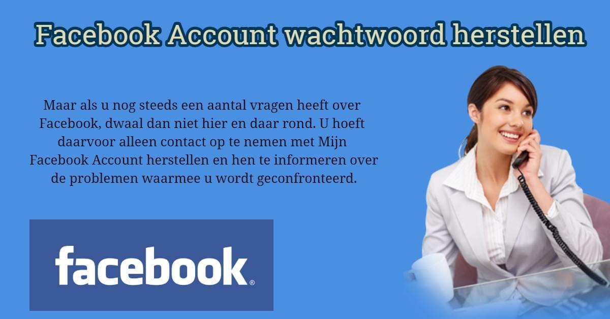 Hoe kan ik mijn Facebook wachtwoord effectief wijzigen / resetten?