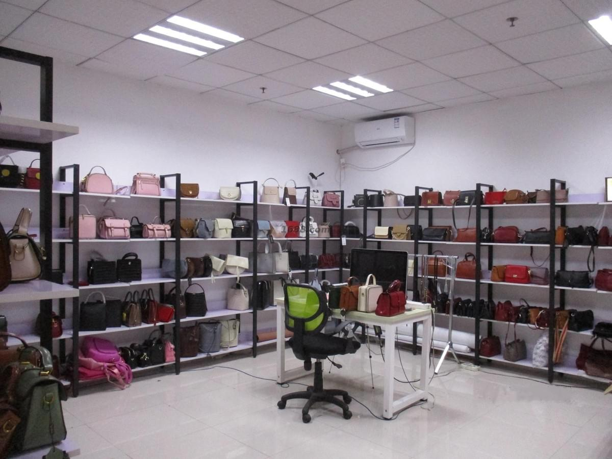 Leather Bag Showroom