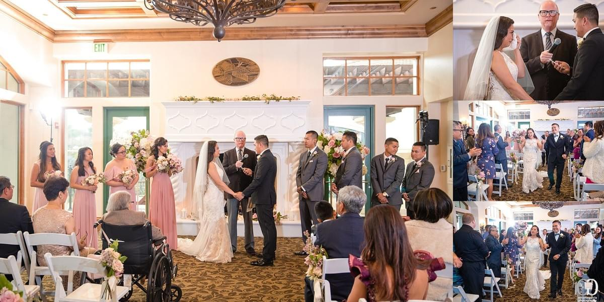 bridges golf club wedding san ramon photographer ceremony filipino cambodian wedding