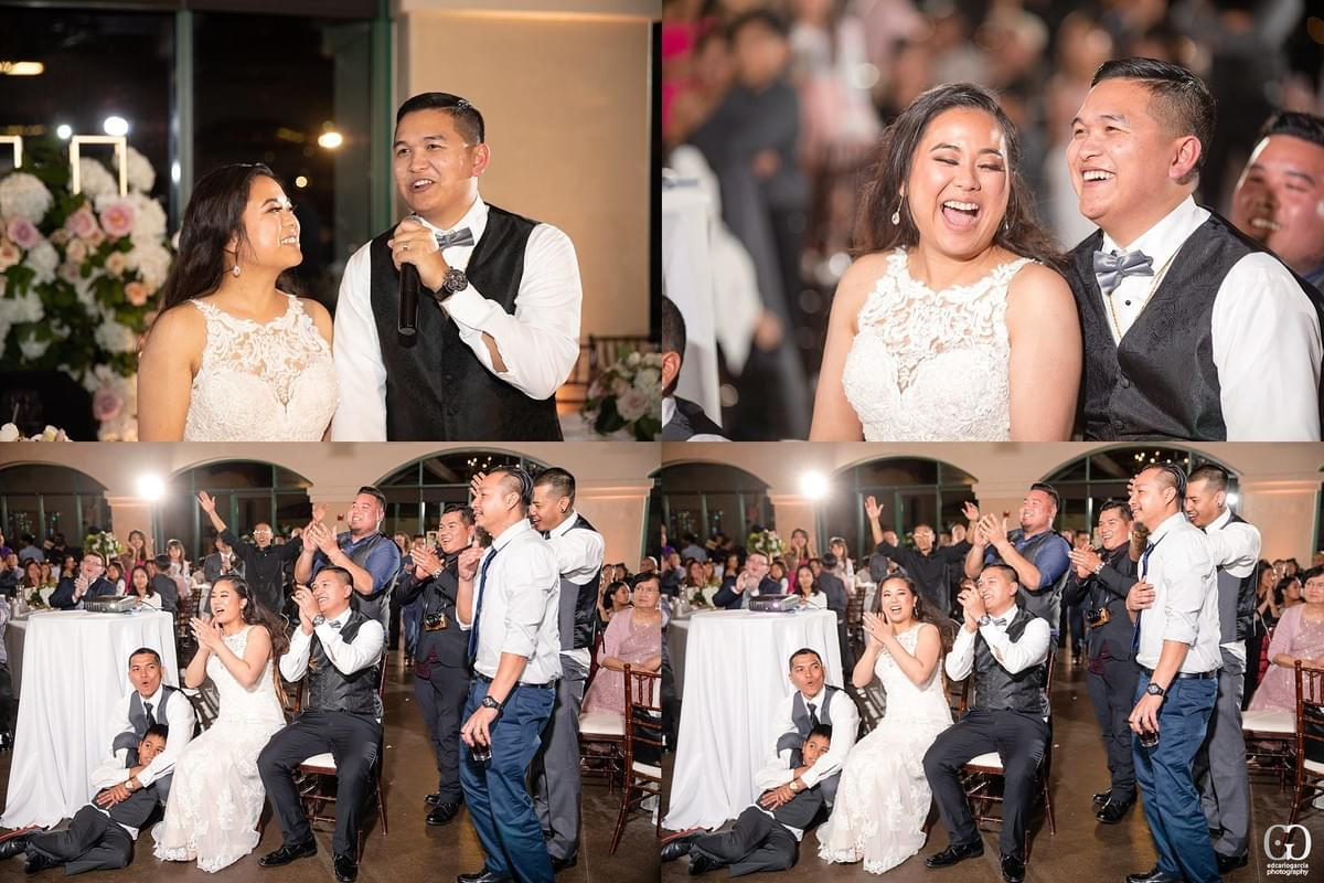 bridges golf club wedding san ramon photographer same day edit slideshow filipino cambodian wedding