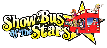 LAS VEGAS SHOWBUS OF THE STARS LOGO