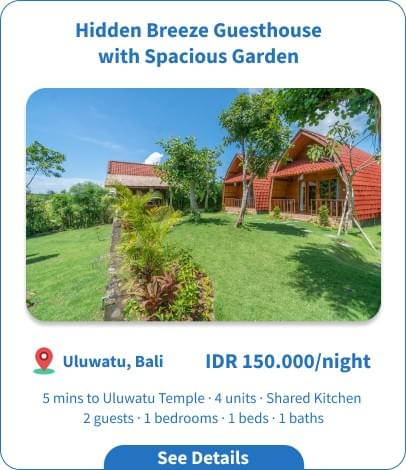 Canggu Stay with Calming Area & Sparkling Pool by Bukit Vista