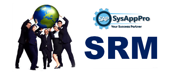 SAP SRM Training Institute in Gurgaon