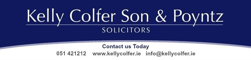 Contact Kelly Colfer Son & Poyntz
