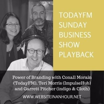 TodayFM Sunday Business Show with ImpulseHub's Teri Morris