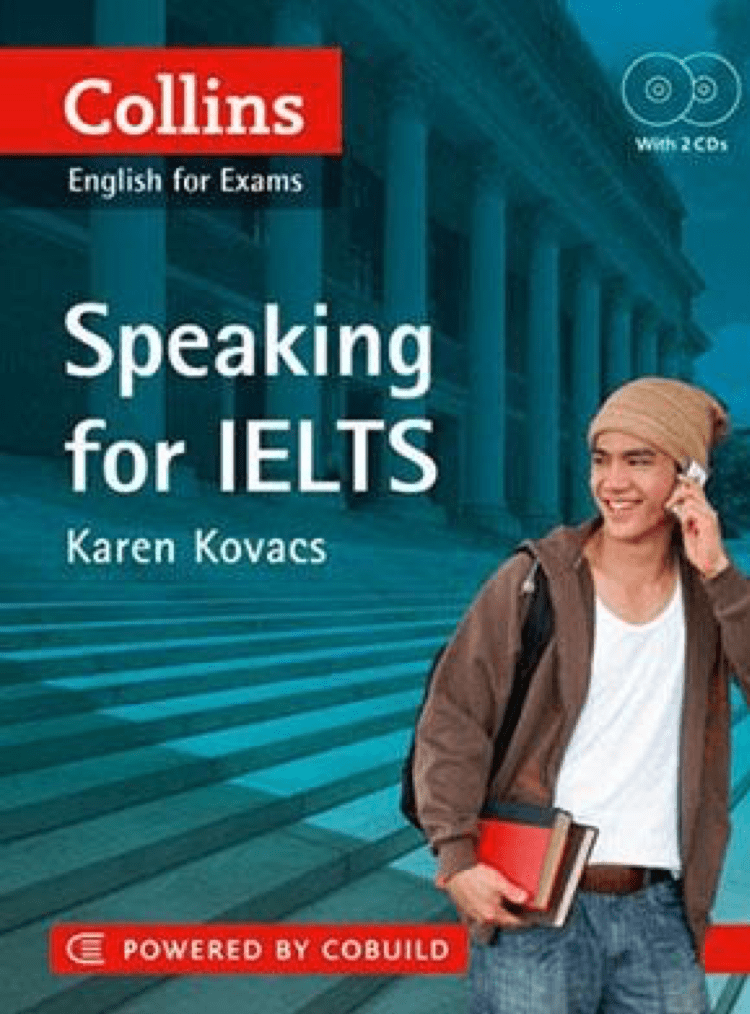 Speaking for IELTS – Collins