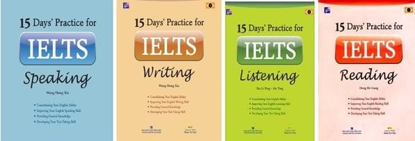 Trọn bộ 15 Days Practice for IELTS