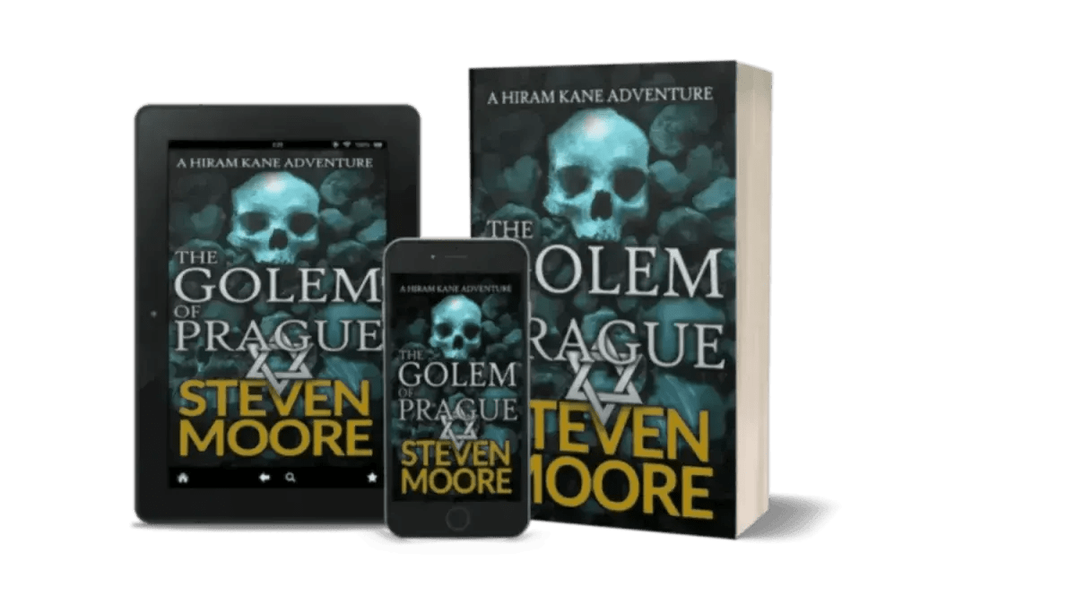 Get The Golem of Prague, FREE