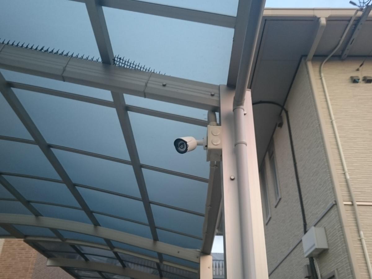 方法 設置 防犯 カメラ