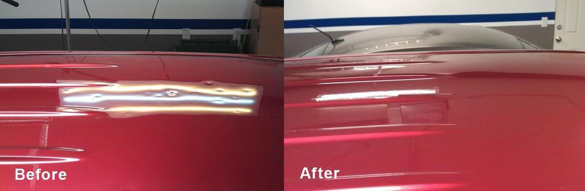 Dent and Hail Repair Auto Body Shop