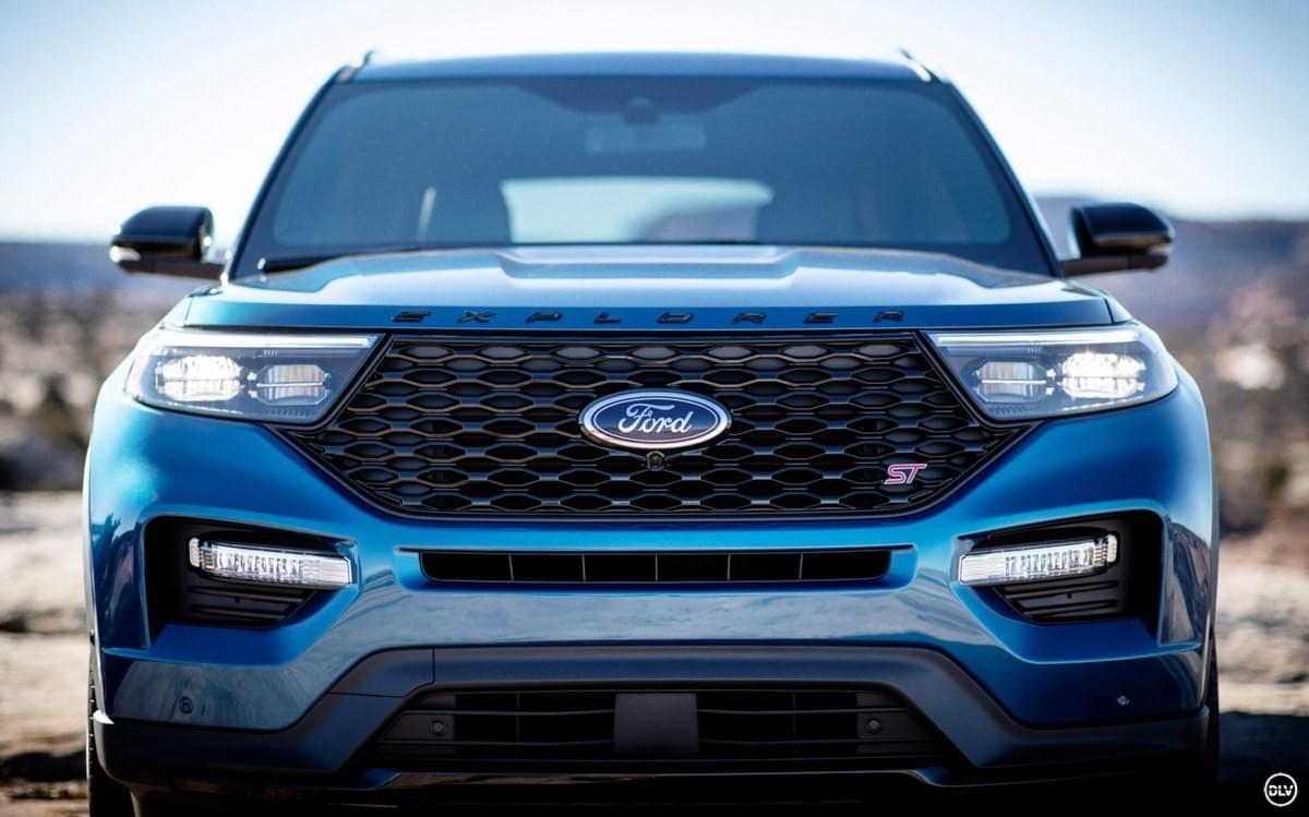 Ford Explorer 2020 Les Versions St Et Hybrid D 233 Voil 233 Es