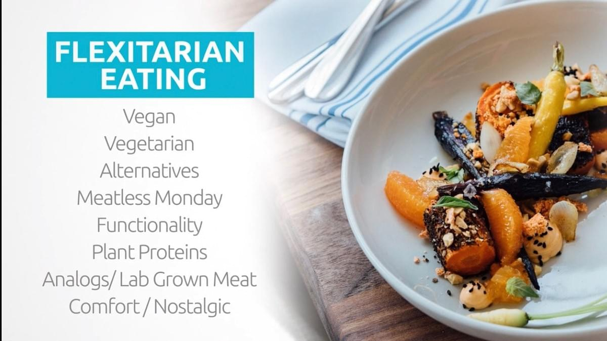 Flexitarian Eating Is a Macro Trend for 2019
