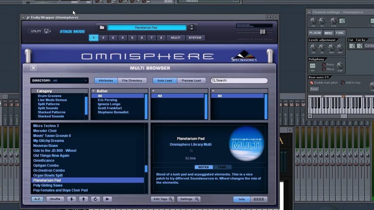 Omnisphere 2.5 R2r