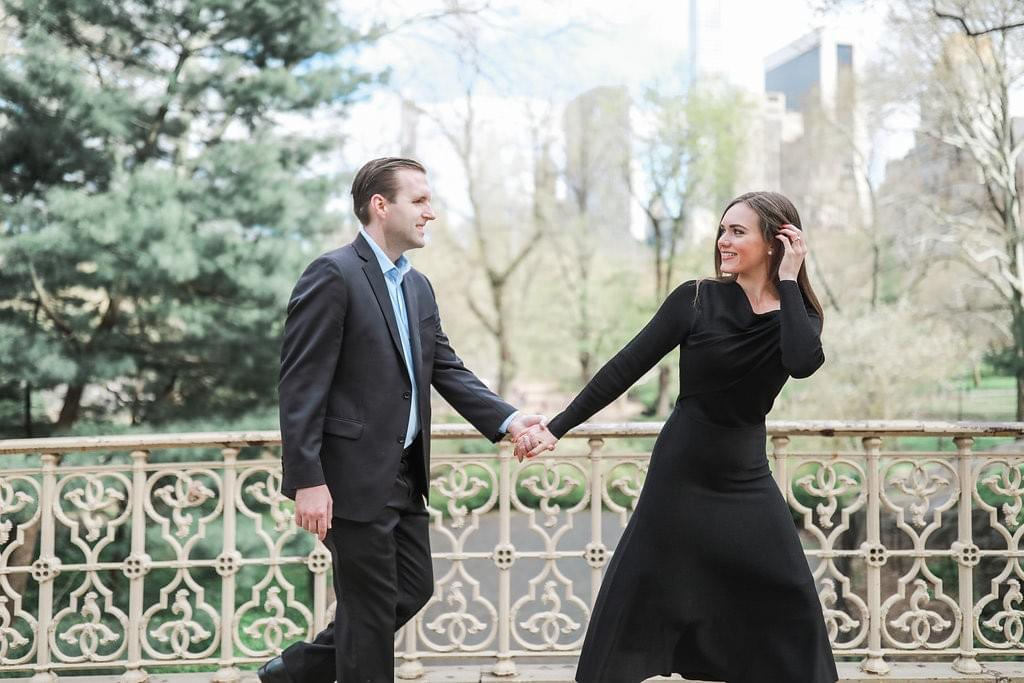 centralpark / nycphotographer / engagement photographer