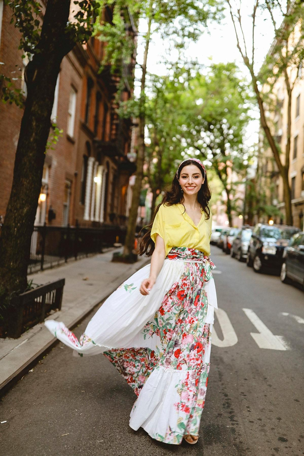 West village / solo photo shoot / nyc photographer