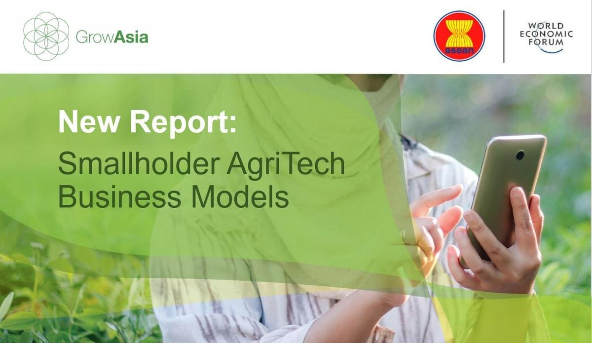 New Report: Smallholder Agritech Business Models