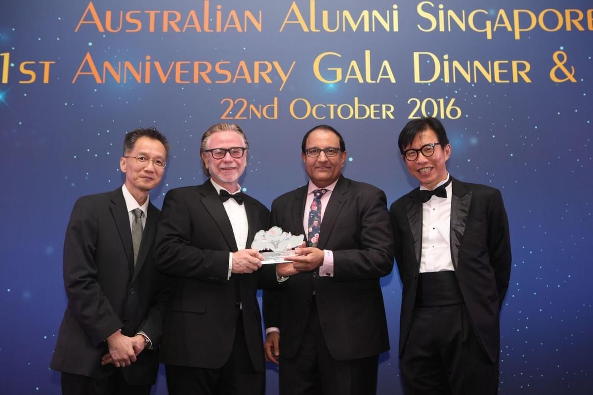 AAS celebrates 61 years supporting Australian Alumni in Singapore