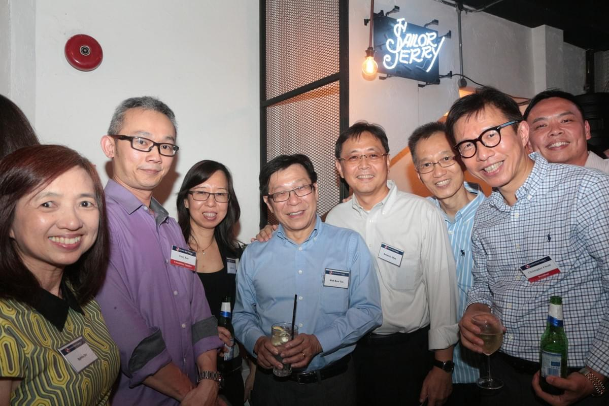 2nd Bi-Monthly Networking