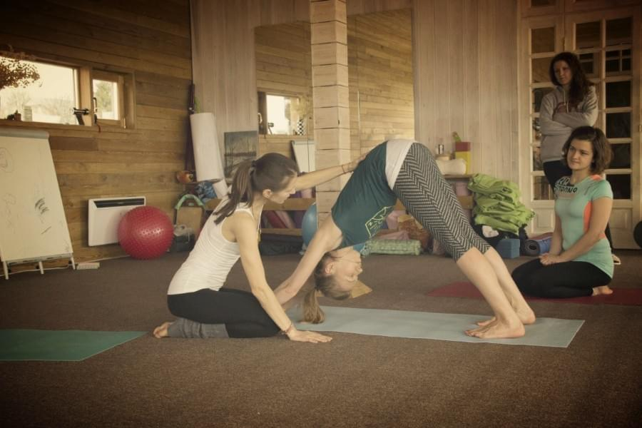 Yoga retreat, Hatha Yoga