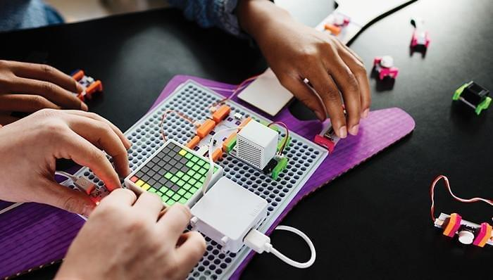LittleBits Code Kit Review, PCMag.com