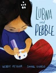 Lubna and pebble new children's book empathy refugee