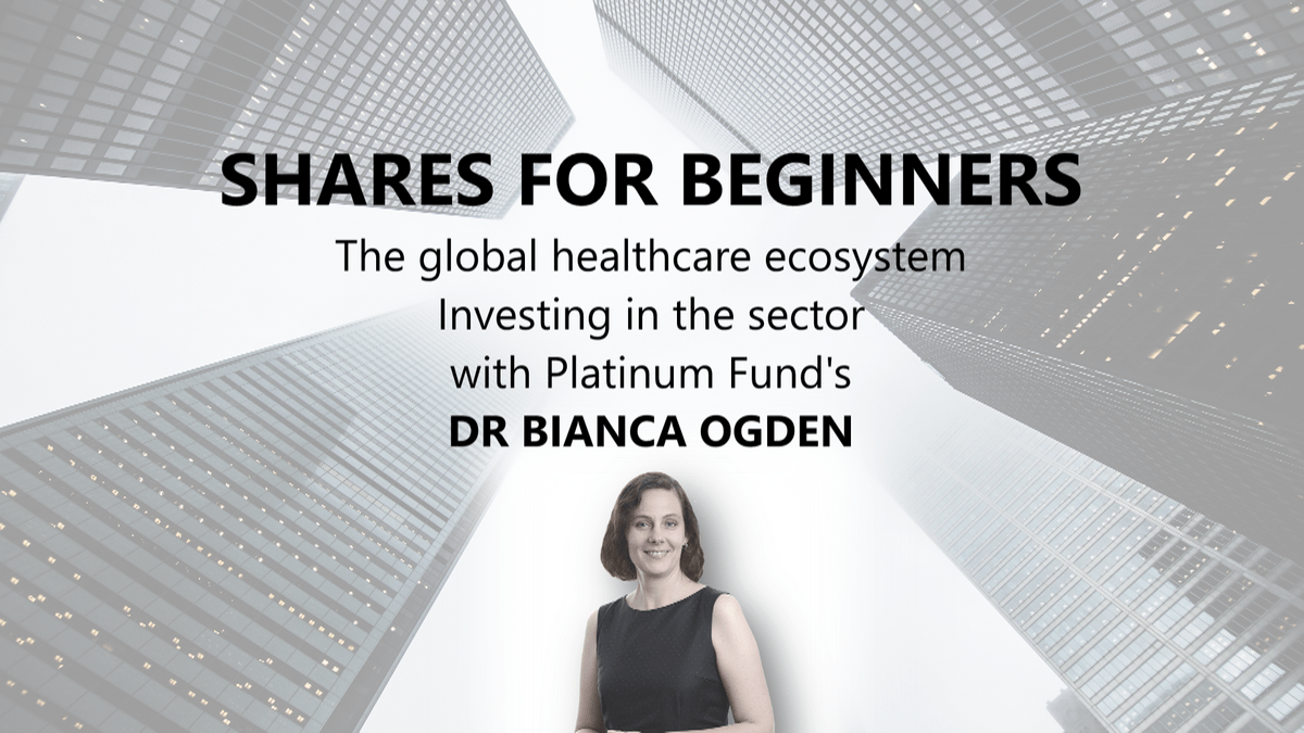 Dr Bianca Ogden - Platinum Health Care Fund